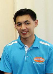 physio Simon Xing