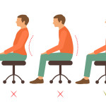 correct posture