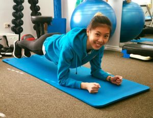Plank exercise Hurstville Physio Plus